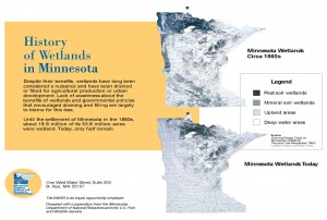 History of Wetlands in MN
